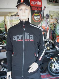 Aprilia Racing Team RSV4   Sweatshirt Jacke Gr. L