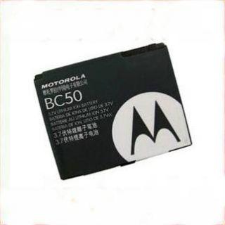 Original Motorola Handy Akku Battery BC50 V3x RAZR K1 L2 L6 L7 L8 C257