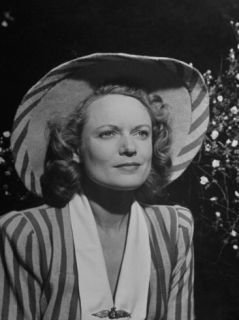 Portrait of British Actress Anna Neagle Premium Photographic Print