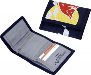 Geldbeutel RED BULL RACING SEBASTIAN VETTEL Geldbörse Portemonnaie