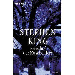 Friedhof der Kuscheltiere Stephen King Bücher