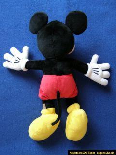 Disneyland Mickey Mouse Micky Maus Plüschtier ca. 45 cm Kuscheltier