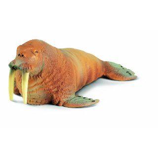 Schleich 16080   Wild Life, Walross Spielzeug