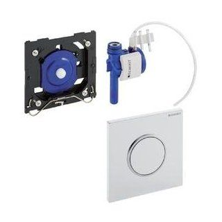 Geberit HyTouch Urinal Handauslösung, pneumatisch, Kunststoff, Design