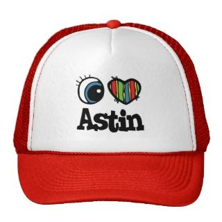 Heart (Love) Astin Hat