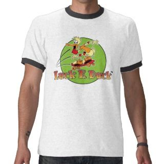 Luck E. Duck Skateboard Shirt