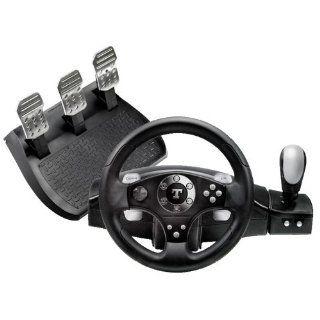 Thrustmaster Rally GT Pro Clutch FFB Wheel Elektronik