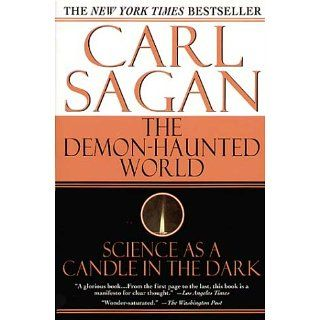 Demon Haunted World Science as a Candle in the Dark Carl