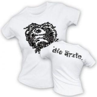 Universal Music Shirts Ärzte,Die   Mit Schuss 4844109 Damen Shirts/ T