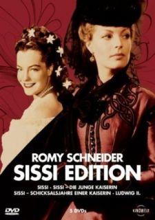 Sissi Edition (Romy Schneider) 4 Filme  5 DVD  268