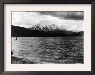 Mount St. Helens in Her Glory Photograph   St. Helens, WA Print