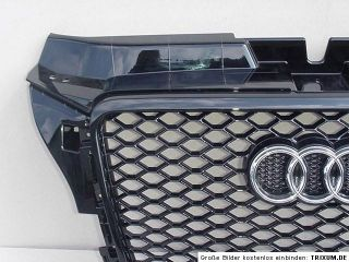 Audi A3 S3 RS3 8P S Line Kühlergrill Grill 8P0853651T