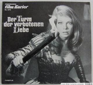 der verbotenen Liebe (1968) MFK 270 Teri Tordai Jean Piat Uschi Glas