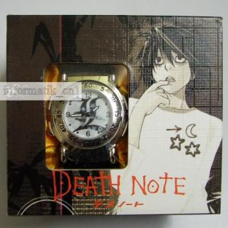 neu Death Note Armbanduhr uhr watch new Manga Anime