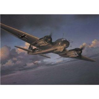 Revell 04542   Ju 88 C 6 Nachtjäger, 189 Teile: Spielzeug