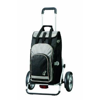 Andersen Royal Shopper Plus Hydro Schwarz 4736 8 Garten