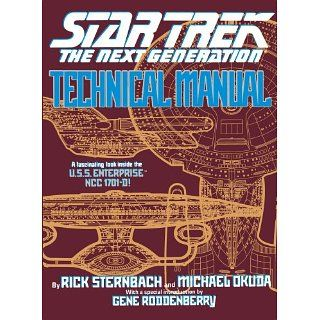 Star Trek The Next Generation Technical Manual eBook Rick Sternbach