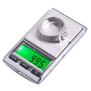 01 100g/0.1 500g LCD Dual Mini Digital Jewelry Scale