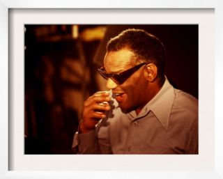 Ray Charles Laughing Posters