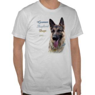 German Shepherd Dog Best Friend 2 Tee Shirts