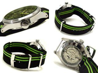 SEIKO 5 Sport SRP273K1 Military Uhr Automatic Herren gents watch