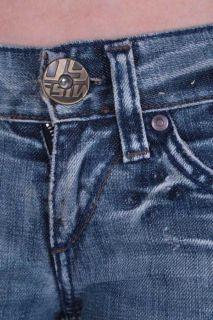 Miss Sixty Damen Jeans Hose Extra Love Blau Gr. W25/L32; W26/L32; W29