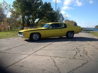 Plymouth Road Runner 1974 Muscle Car  kein Dodge ,Mustang ,Camaro