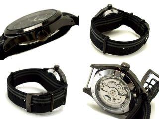 SEIKO 5 Sport SRP277K1 Military Uhr Automatic Herren gents watch