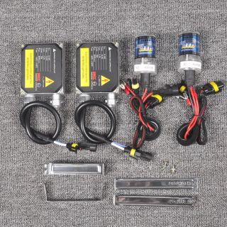 55W HID Xenon Nachrüstsatz Ballast Kit H3 6000K 12V