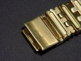 Elegante Chopard Damen Uhr   Happy Diamond   Gold 750 & edelste