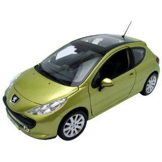 Norev   Peugeot 207 gold metallic [Spielzeug] Spielzeug