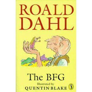 The BFG. ( Big Friendly Giant) (Puffin Books) Roald Dahl