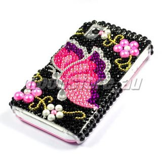 BLING RHINESTONE CASE COVER FOR SAMSUNG S5230 STAR /13