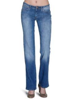 Wrangler Damen Jeans W212WJ29B Bekleidung