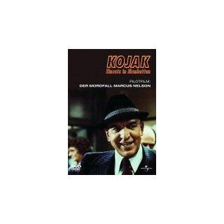 Kojak   Pilotfilm Der Mordfall Marcus Nelson Limited Edition