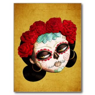 Beautiful Mexican Catarina Postcards