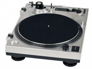 Dual DTJ 301 USB DJ Profi Plattenspieler (33/45 U/min, Scratch