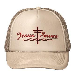 Jesus Saves Hats