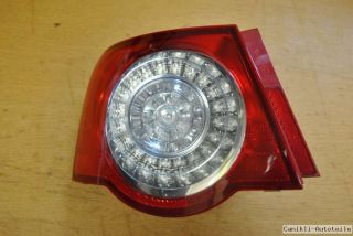 Original VW Passat 3C LIMOUSINE LED Rückleuchte LINKS Außen