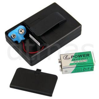 Mini Wireless Funkmikrofon Funk Mikrofon Mic +Sender Tranmitter