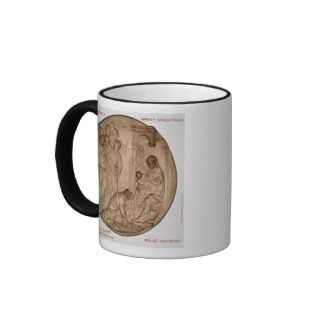 INTERNATIONAL CHRISTMAS NATIVITY GREETINGS MUG