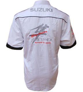 Hayabusa GSXR 1300R Hemd Shirt