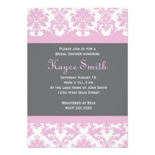 Wedding Invitations, 97 Printable Wedding Announcements & Invites