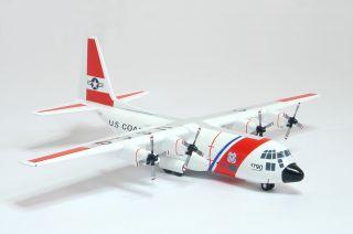 Herpa 1200 551977 Lockheed HC 130 Hercules US Coast Guard