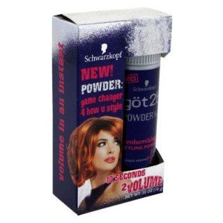 Got 2B PowderFul Volumizing Haarpuder 10g Drogerie