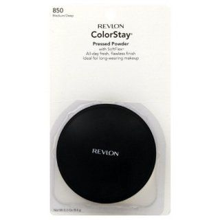 Revlon ColorStay Pressed Powder With SoftFlex Medium/Deep (2 Pack