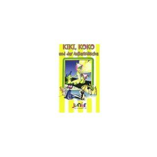 Kiki, Koko und der Außerirdische [VHS] Jose Luis Moro, Santiago Moro