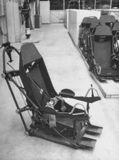 The Ejection Seat for the F 86, a Years Work Went into Building a Seat That Would Fit Premium Photographic Print