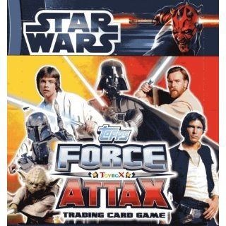 STAR WARS FORCE ATTAX Serie   Movie Card Collection   LE2 Obi Wan