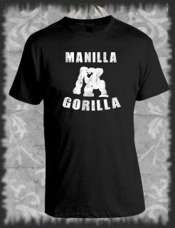 Shirt  Manilla Gorilla, Muhammad Ali,Vintage distressed